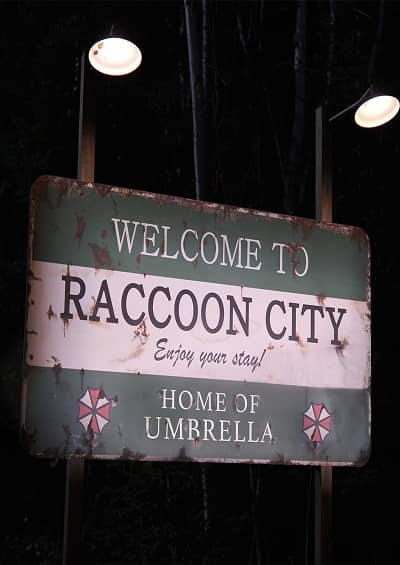 Resident Evil: Welcome to Raccoon City 2021