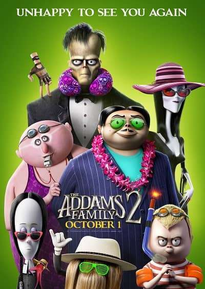 The Addams Family 2 2021