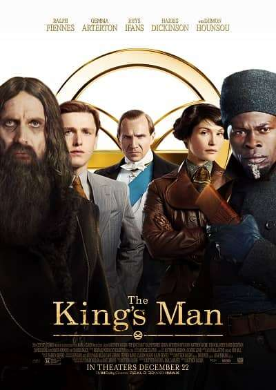 The King's Man 2021