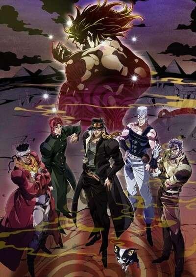 JoJo no Kimyou na Bouken Part 3: Stardust Crusaders 2nd Season